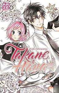 "Afficher ""Takane & hana n° 4<br /> Takane & hana t4"""