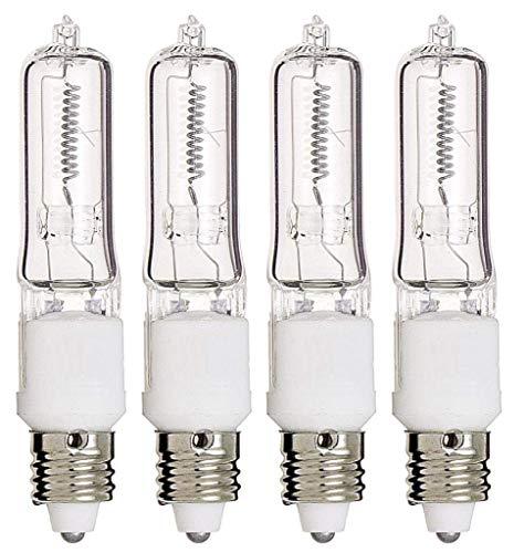 E114PCAK T4120V 75W klar lange Lebensdauer Mini Kandelaber Halogen Leuchtmittel -