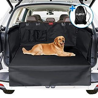 PullPritt Kofferraumschutz Hund mit Seitenschutz, Universal Wasserdichter Auto kofferraummatte Robuste Schutzmatte für Hunde - Schützt vor Schmutz, Kratzern und Hundehaaren