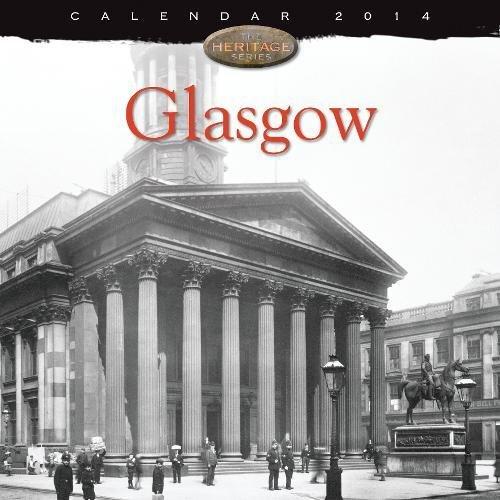 Glasgow heritage wall calendar 2014