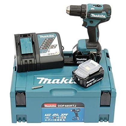 Makita DDF485atornillador inalámbrico
