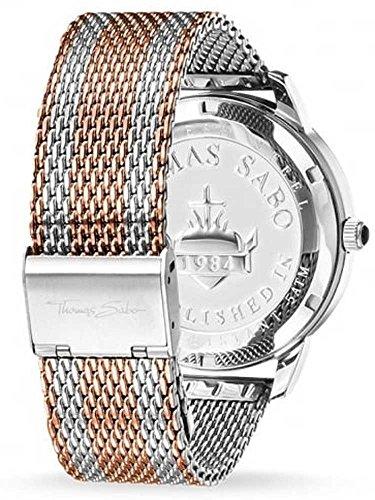 Thomas Sabo Damen Armbanduhr WA0273-283-201-33