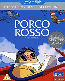 Porco Rosso Double Play (Blu-ray + DVD) (B00ECVPOKE) | Amazon Products
