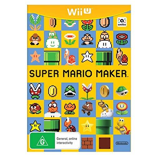 Third Party - Super Mario MakerSuper Mario Maker Occasion [ WiiU ] - 0045496334895