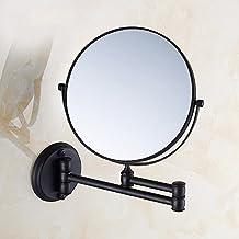 Taotao Tao Espejos de Maquillaje montados en la Pared, 8 Pulgadas Dobles Lados Espejo de
