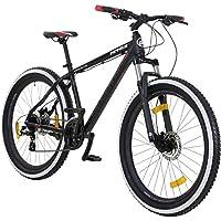 Galano 650B+ 27,5+ Zoll MTB INFINITY Mountainbike Scheibenbremsen Shimano 27,5x3.0 Fatbike