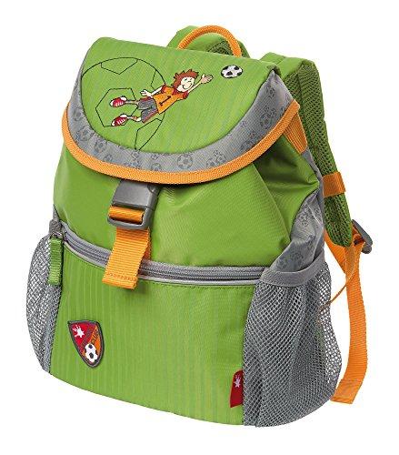 sigikid, Jungen, Rucksack groß, Kily Keeper Motiv, Grün, 25025