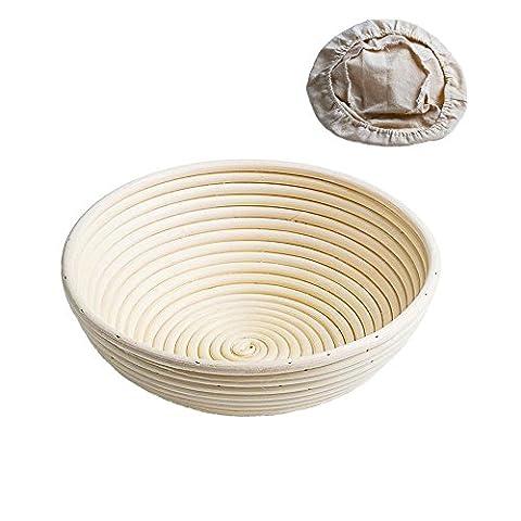 Banneton Proofing Basket, Bread Proofing Brotform, YOCZOX Round Dough Rising,