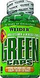 Weider Green Caps, 1er Pack (1x 180 Kapseln)