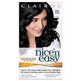 Clairol Nice'n'Easy Hair Colourant 122 Natural Black - Best Reviews Guide