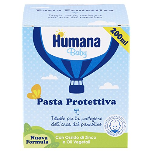 Humana Pasta Protettiva Vaso - 200 (Pannolino Butter)