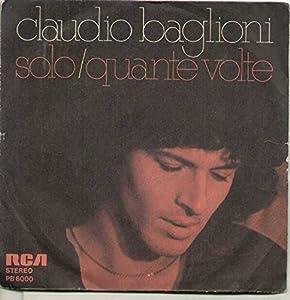 Claudio Baglioni - Le origini