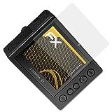 atFoliX Pellicola Protettiva per Z-Cam E1 Camera Protezione Pellicola dello Schermo - 3 x FX-Antireflex anti-riflesso Pellicola Proteggi