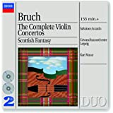 Bruch: The Complete Violin Concertos (2 CDs)