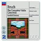 Bruch: The Complete Violin Concertos (2 CDs)
