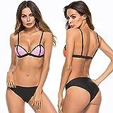 WY1688 Sommer-Dame Swimwear Beach Swimwear Spa Sexy Bikini Zweiteilige Bademode Schnell Trocknend Charming
