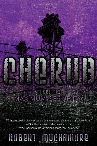 Maximum Security (CHERUB) by Robert Muchamore (2012-04-24)