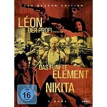 Luc Besson Edition - Leon Der Profi, Das fünfte Element, Nikita