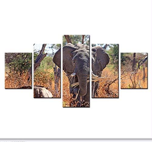 czxmp (Sin Marco) Decoración para El Hogar Imágenes Wall Art HD Impreso...