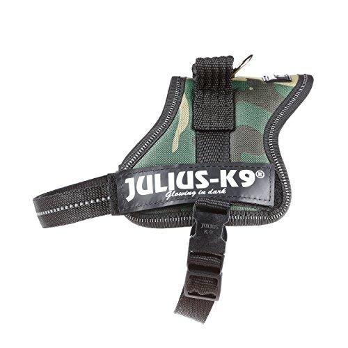 Julius-K9, 162M-MM, K9-Powergeschirr, Größe: Mini-Mini, tarnfarbe