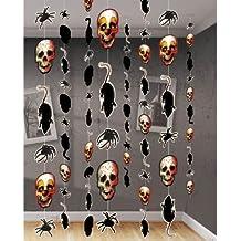 Generique - Decorazioni Da Appendere Halloween Taglia Unica