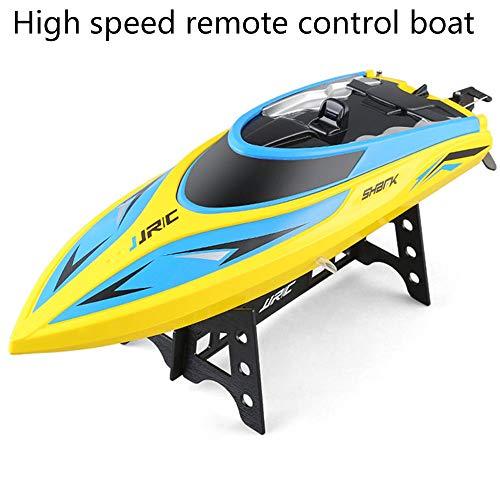 LICHUXIN Fernbedienung Boot, Schnellboot Wasserspielzeug Manuelle Feinabstimmung Automatische Kaltwasserkühlung Navigation Modell Schiffsmodell Kinderspielzeug