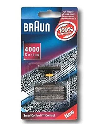 Braun Razor Replacement Foil & Cutter Cassette Braun 30B head gate 30B / 3 SERIES old version of SmartControl, SyncroPro, Syncro, TriControl for 4735 4775 4875 4835 7505 7630 7680 7790