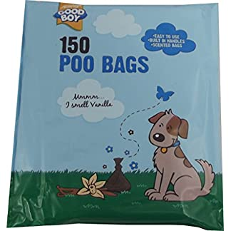 Armitage Good Boy Scented Dog Poo Bags – Pack of 150 51EqPNt8ymL