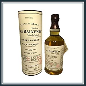 The Balvenie 15 year old from Balvenie