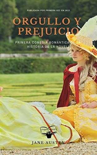 Orgullo y Prejuicio eBook: Jane Austen, Fragata Cultural: Amazon ...