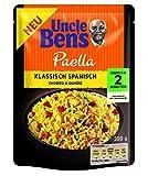 Uncle Ben's Express-Reis Paella Chorizo & Gemüse, 6er Pack (6x 250g)
