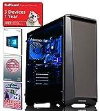 ADMI GTX 1060 GAMING PC: Desktop Computer: AMD FX-8300 8 Core 4.2GHz CPU / GTX 1060 3GB Graphics Card / 8GB 1600MHz DDR3 RAM / 1TB Hard Drive / Phanteks P400S Gaming Case / Windows 10