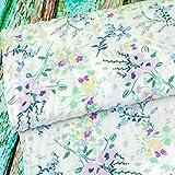 Emily&Joe's fabrics 100% Viskose Blumen floral Blumenmuster