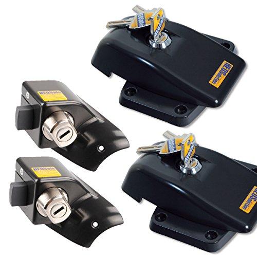 Preisvergleich Produktbild HeoSolution HEOSafe Van Security Paket für FIAT Ducato 250/290 schwarz