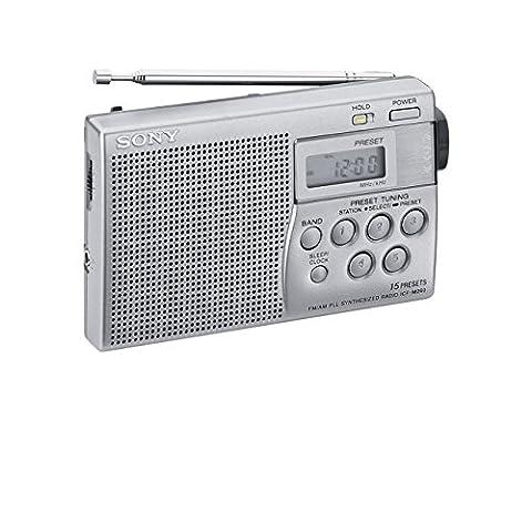 Radio Sony Icf - Sony ICF-M260 - Radio FM/AM Numérique Portable