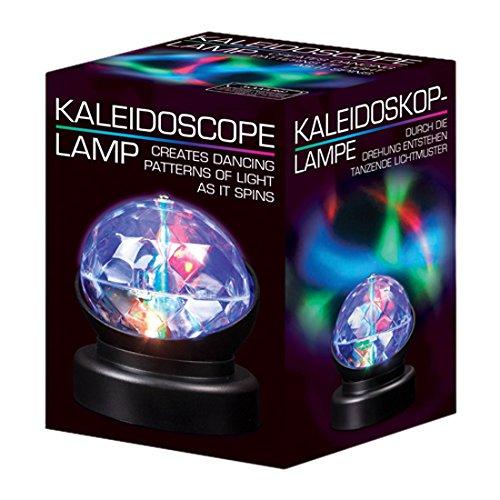 Tobar Kaleidoskop Projektions Lampe - Disco Night Light - Prisma Lampe
