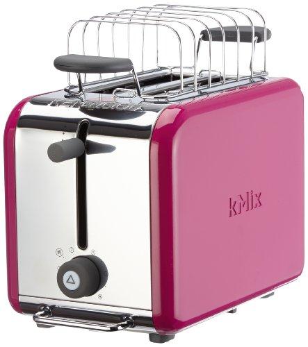Kenwood TTM 029 kMix Toaster / Boutique-Serie / 2-Schlitz / 900 Watt / Magenta