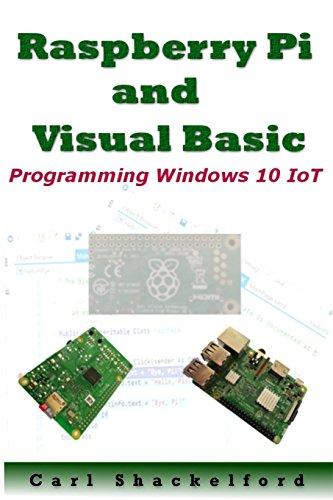 PDF Download Raspberry Pi And Visual Basic Programming Windows 10