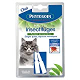 Phytosoin - 095035 - Pipettes Insectifuges Chats - x 2