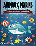 Telecharger Livres Animaux Marins Livres de Coloriage (PDF,EPUB,MOBI) gratuits en Francaise