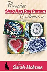 Crochet Shag Rag Rug Pattern Collection
