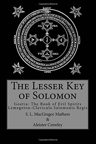 The Lesser Key of Solomon por Aleister Crowley
