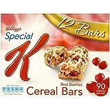 Bars Special K de Kellogg Red Berry (de 12x23g) - Paquet de 2