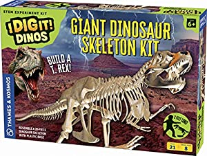 Thames & - Kosmos 632120 - Kit de Esqueleto de Dinosaurio Gigante para Ciencias