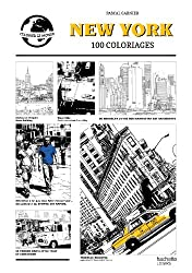 New York: 100 coloriages