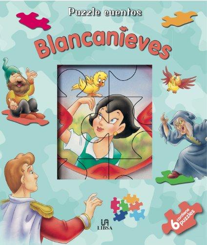 Blancanieves. Cuento puzzle ventana (Puzzle Cuentos con ventana)