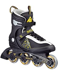K2 Herren Inline Skate Seismic M, mehrfarbig
