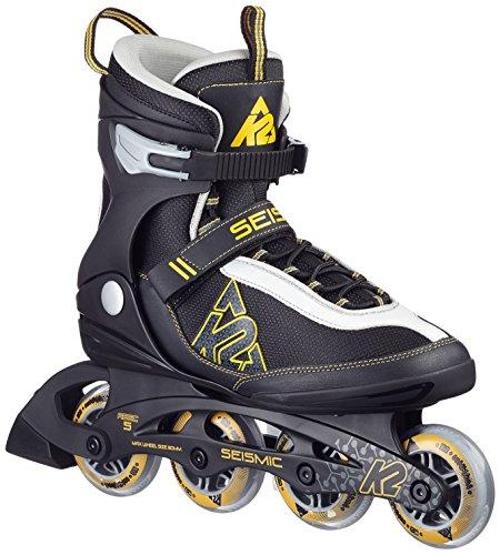 K2 Herren Inline Skate Seismic M, mehrfarbig, 10.5, 30A0727.1.1.105