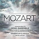 Mozart : L'oeuvre complète pour ensembles d'instruments à vent