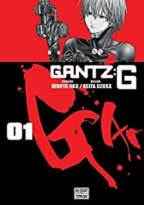 Gantz G Edition simple Tome 1